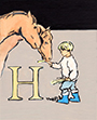 H-is-for-horse-limited-edition